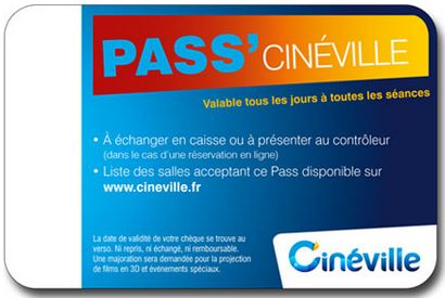logo pass cineville