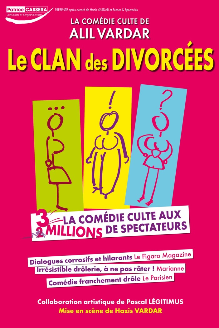 clan des divorcees